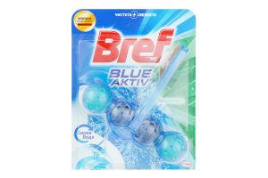 Блок для унітазу Евкаліпт Blue Aktiv Bref 50г