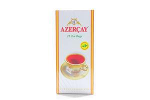 Чай черный с ароматом бергамота Azercay к/у 25х2г