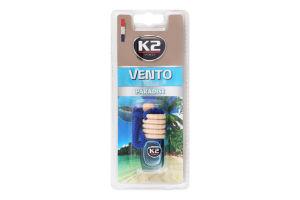 Ароматизатор Paradise Vento K2 8мл