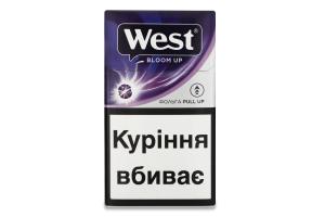 Сигареты с фильтром West Bloom Up 20шт