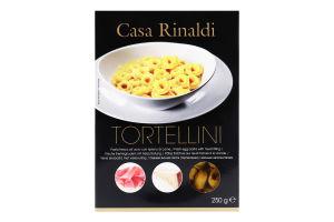 Паста яичная свежая с мясом и пармезаном Tortellini Casa Rinaldi к/у 250г
