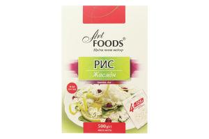 Рис Жасмин Art Foods к/у 500г