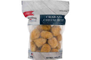 Kitchens Seafood Crab and Cheese Bites