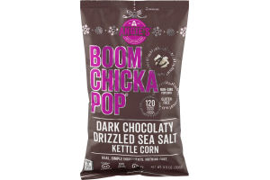 Angie's Boom Chicka Pop Dark Chocolaty Drizzled Sea Salt Kettle Corn