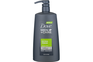 Dove Men + Care Body + Face Wash Extra Fresh