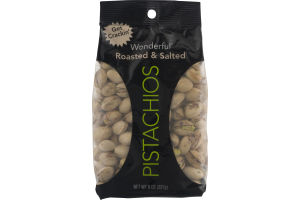 Wonderful Pistachios Roasted & Salted