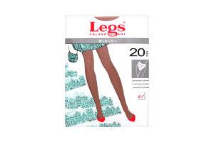 Legs колготки жіночі 260 BIKINI 20 den, naturale 4