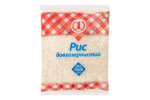 Рис длиннозерный №1 м/у 1000г