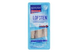 Оселедець філе в олії Lofoten Norven лоток 150г