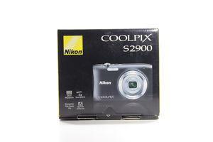 Камера цифрова Nikon Coolpix S2900 чорн