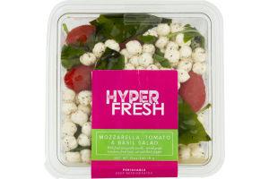 Hyperfresh Mozzarella, Tomato & Basil Salad