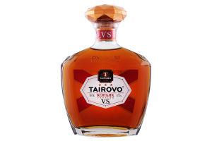 Коньяк 0.5л 40% 3 звезды V.S.Tairovo бут