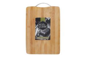 Доска кух Eat&Drink разделочная бамбук 33*23*1,8