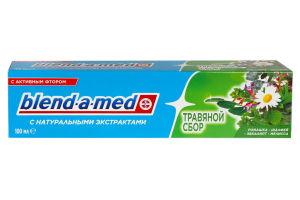Зубная паста Blend-a-Med Анти-кариес Травяной сбор 100мл