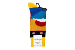 Шкарпетки Feeelings Creative №470 41-46 Японія