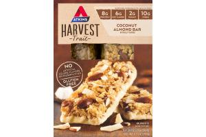 Atkins Harvest Trail Coconut Almond Bar - 5 CT