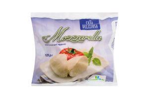 Сир 45% Mozzarella Casa Deliziosa м/у 125г