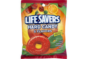 Life Savers Hard Candy 5 Flavors