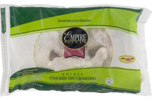 Empire Kosher Chicken Leg Quarters