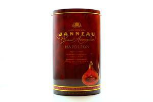 Арманьяк Janneau Napoleon 0,7л (тубус)