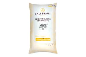Шоколад 32% білий Callebaut м/у 10кг