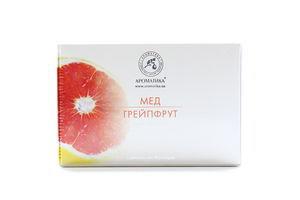 Мыло Мед Грейпфрут Ароматика к/у 150г