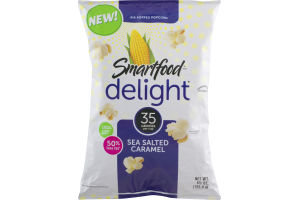 Smartfood Delight Sea Salted Caramel