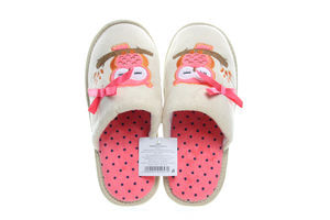 Тапочки комнатные женские SKY №124057 36-37 розово-бежевые