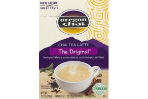Oregon Chai Packets Chai Tea Latte The Original - 8 CT