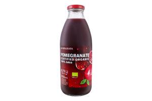 Сік гранатовий органічний Az-Granata с/пл 0.75л