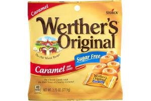 Werther's Original Caramel Hard Candies Sugar Free