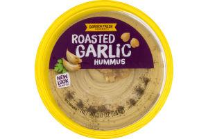 Garden Fresh Gourmet Hummus Roasted Garlic