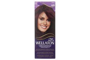 Краска для волос Neu 4/6 Wellaton Wella