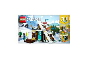 LEGO® Creator Зимние каникулы (модульная сборка) 31080