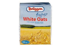 Пластівці вівсяні Super White Oats Bruggen м/у 500г