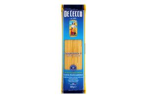 Изделия макаронные Spaghettini De Cecco м/у 500г