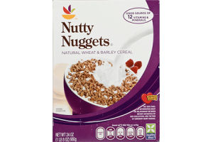 Ahold Nutty Nuggets Cereal