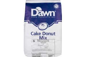 Dawn Majestic High Altitude Vanilla Cake Donut Mix