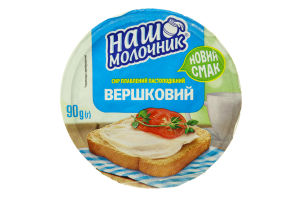 Сыр плавленный Наш молочник Сливочный стаканчик