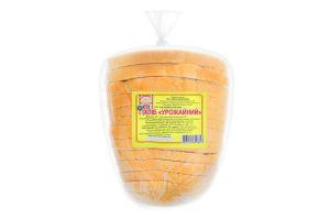 Хлеб половинка в нарезке Урожайный Формула смаку м/у 350г