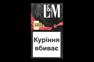 Сигареты с фильтром Loft Holiday Mix L&M 20шт