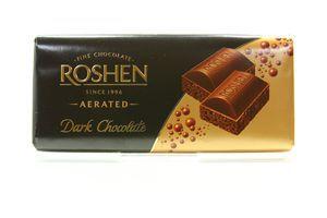 Шоколад экстрачерный пористый Roshen 100г