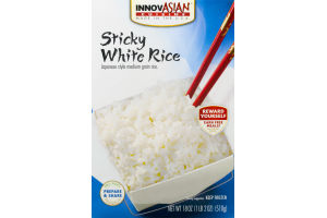InnovAsian Cuisine Sticky White Rice