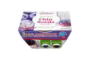 Десерт Черника-чиа Chia Seeds Jolino ст 130г