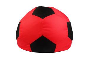 Мяч L Червоно\Чорний
