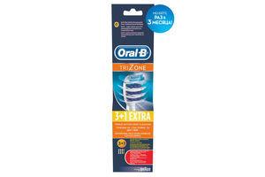 Насадки Oral-B Trizone для електр.зуб.щітки EB30 3+1