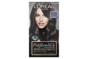 Крем-краска для волос Preference Нотр-Дам №5.21 L'Orеal