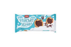 Печенье сдобное Райские яблочки Delicia м/у 170г