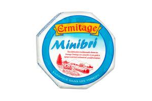 Сир 60% Minibri Ermitage м/у 250г