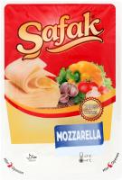 Сир 40% нарізний Mozzarella Safak лоток 150г